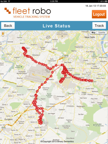 Gps Vehicle Tracking System In Bangalore And Hyderabad