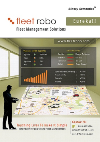 Save Time Fuel And Cost With Fleet Management Software