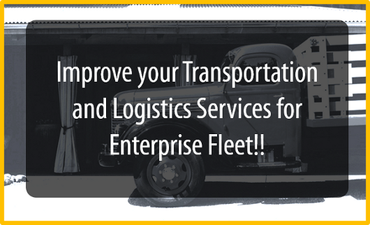 Improve tranportation and Logistics