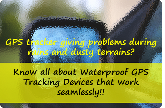 Waterproofing Waterproof GPS Tracker