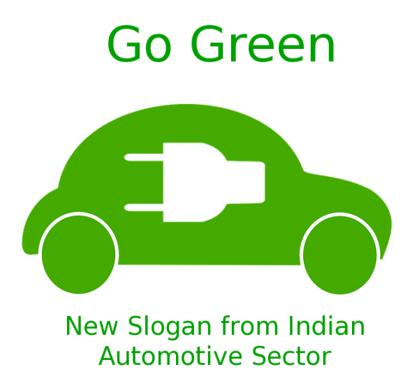 Automotive Sector Pledges to Go-Green