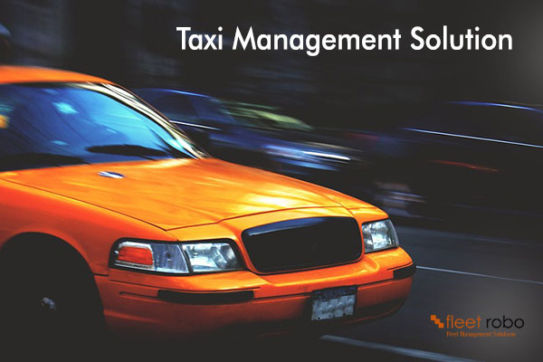 Taxi Management Solution