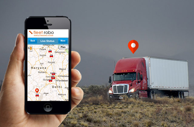 Role of GPS Fleet Tracking in Transportation